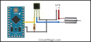arduino circuit : Microcontroller Circuits :: Nextgr