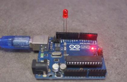 Arduino tutorial - programing